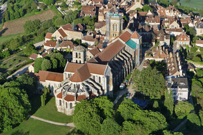 abbey of vezelay